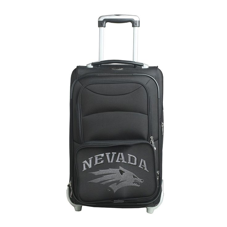 Nevada Wolf Pack 21-in. Wheeled Carry-On, Black