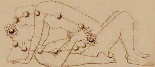 A energia trocada do sexo e suas consequências