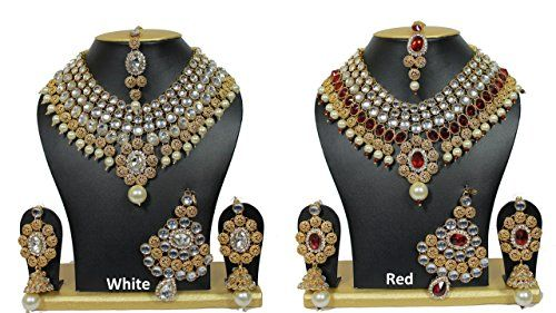 Traditional Indian Bollywood Wholesale Lot Of 2 Set Red S... https://www.amazon.com/dp/B01MT07EOV/ref=cm_sw_r_pi_dp_x_aLiazbH6VSP92