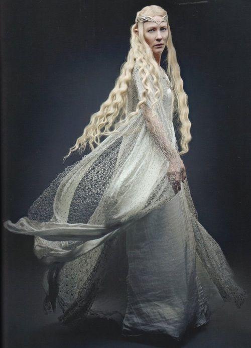 Tolkien's legendarium Galadriel