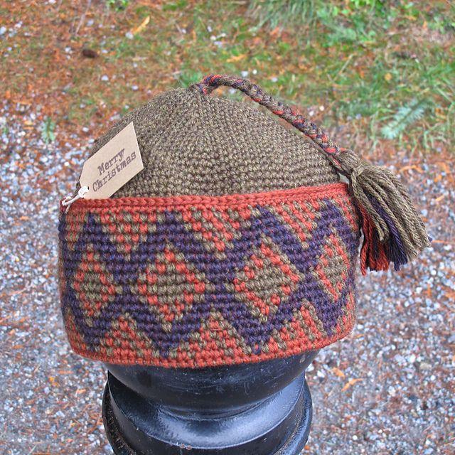 Ravelry: Project Gallery for Pang/Nasaq/Nassak Hat pattern by Joel Erickson
