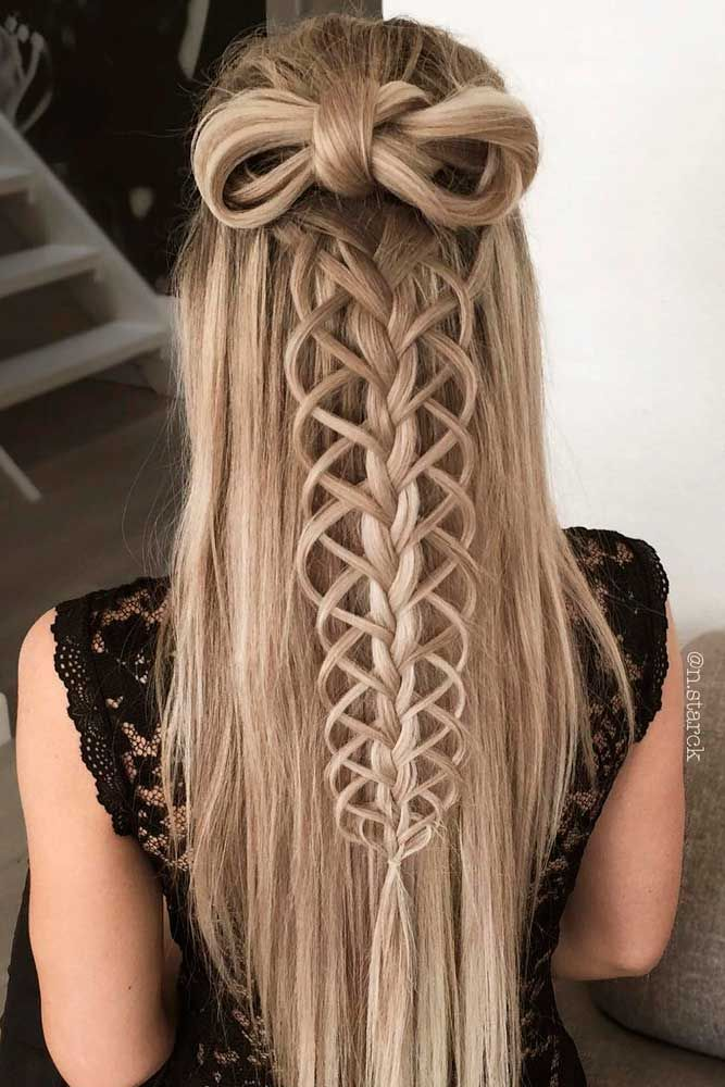 36 Amazing Graduation Hairstyles For Your Special Day Braided Hairstyles Cool Braid Hairstyles Long Hair Styles