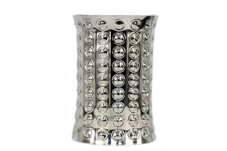 """Manchette Akha""-Bracelet large femme argent"