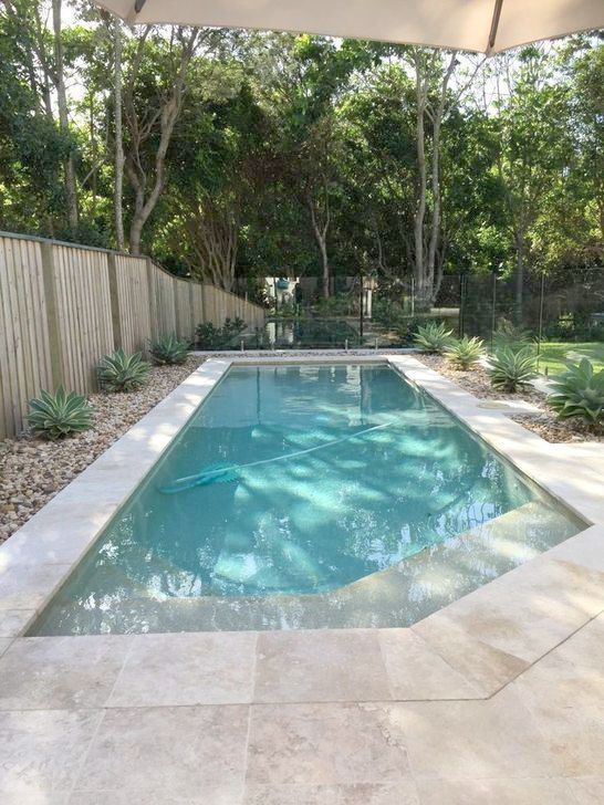 Landscape Gardening Courses Oxfordshire Amid Landscape Design For Small Backyard With Pool Little La Indoor Pool Design Backyard Pool Designs Small Pool Design