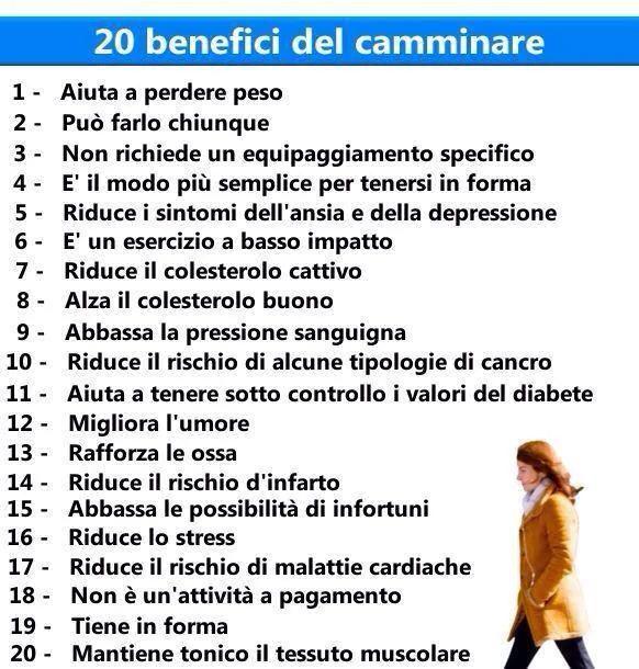 20 benefici del correre!