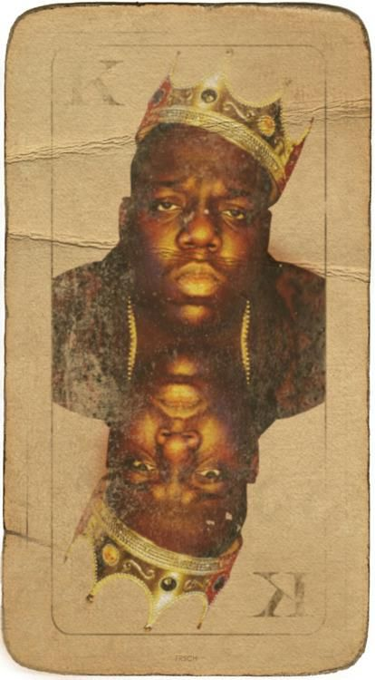 Notorious B.I.G. / #rap #music #icons