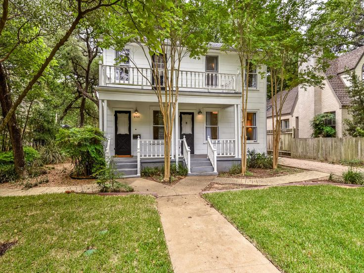 2521 Harris Boulevard   Gottesman Residential Real Estate   Austin - Charming Pemberton Heights Cottage on 0.1844 acre. Deeply set back from the street and surrounded by beautiful trees, this home is ready to move-in or could be a perfect remodel/new construction or rental.