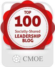 Top 100 Socially-Shared Leadership Blogs - CMOE