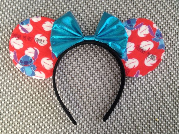 720 best images about disneybound threads on pinterest for Lilo and stitch arts and crafts