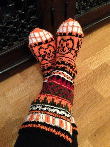 Socks for mom for Christmas.