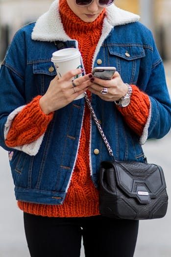 The 7 Best Sweater Trends for 2017 via @PureWow