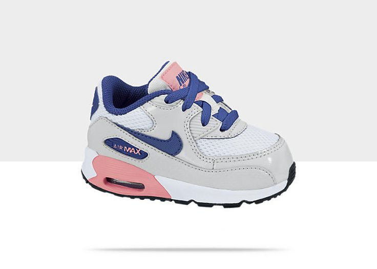 nike air max 90 toddler girls shoe i collect baby. Black Bedroom Furniture Sets. Home Design Ideas