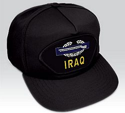 US ARMY IRAQ CIB HAT US ARMY IRAQ CIB HAT [H-771798] - $15.00 : Hat n Patch, Military Hats, Patches, Pins and more