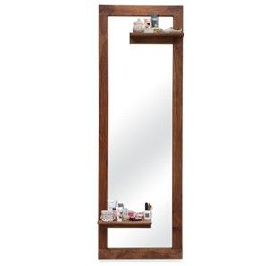24 best images about ideas for the house on pinterest for Full length mirror with shelf