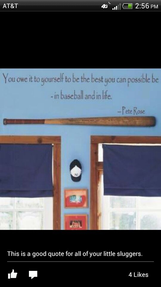 195 Best Room Refresh Baseball Images On Pinterest