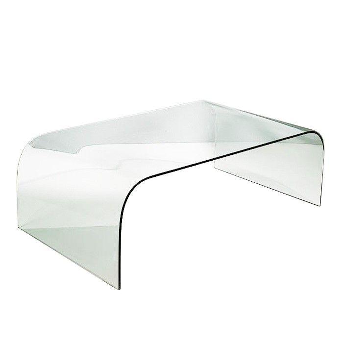 Thai Mobilier Table Basse Rectangulaire Verre Trempe Angela Lestendances Fr Table Basse Rectangulaire Table Basse Table Basse Tendance