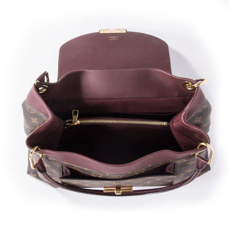 Louis Vuitton Monogram Olympe Bag