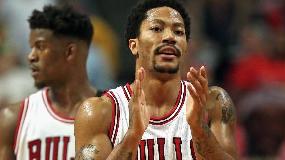 Derrick Rose Stats, News, Videos, Highlights, Pictures, Bio - Chicago Bulls - ESPN