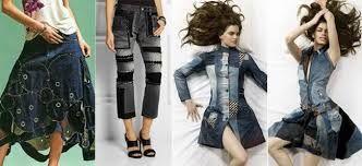 Картинки по запросу поделки из джинса