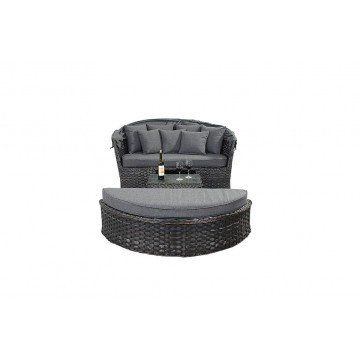 Port Royal Platinum Large Daybed from £599.00 with FREE delivery!