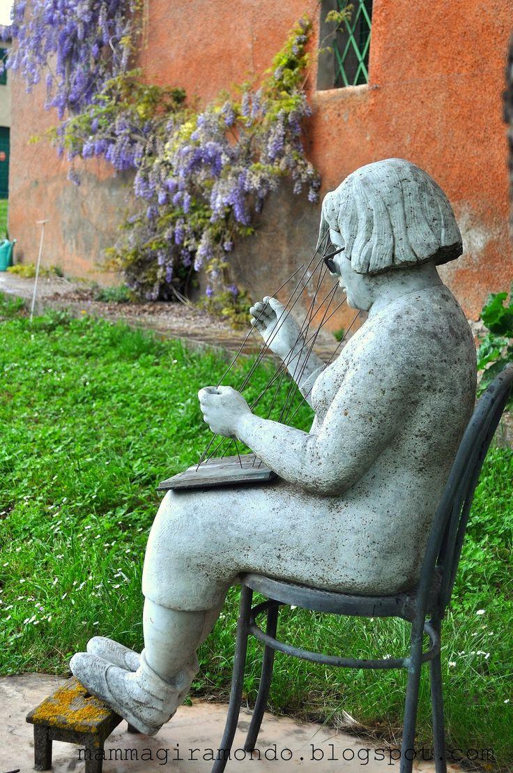 Toscana da non perdere: Il giardino di Daniel Spoerri - SEGGIANO GROSSETO