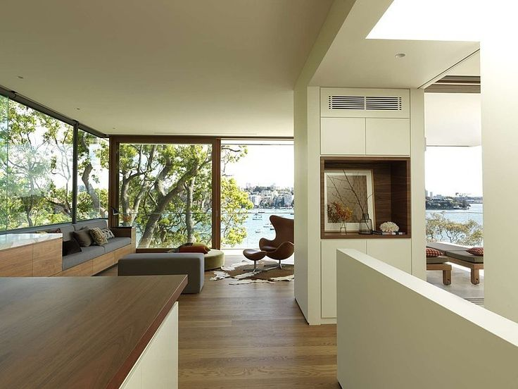 Harbourside Apartments By Andrew Burges Architects Contemporary ApartmentInterior Design
