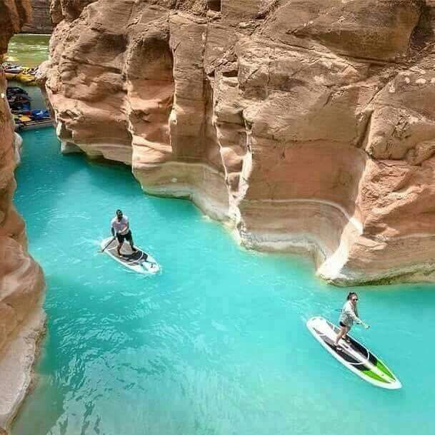 Wadi al Wishwash south Sinai Egypt