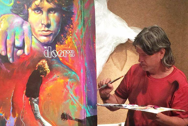 Jim warren diamond painting kits paint with diamonds