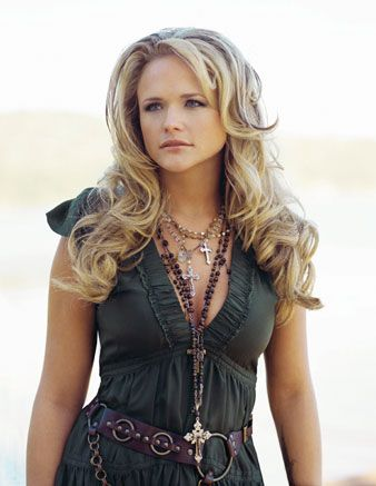 Miranda Lambert - the ultimate Gypsy Boho Cowgirl!