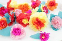 Las flores de Frida Kahlo paso a paso | Blog de BabyCenter