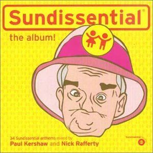 Sundissential. The first album - what an awesome album.
