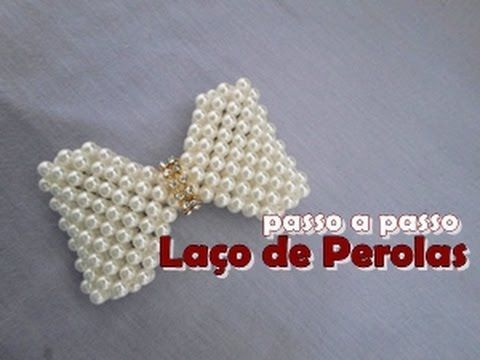 Chinelo decorado - laço e manta de strass para principiantes - YouTube