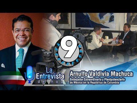 La Entrevista de hoy, Arnulfo Valdivia Machuca, nos habla de la felicidad