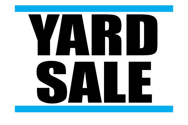 printable yard sale signs free download for advertisement