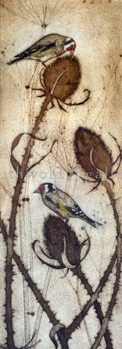 "Kerry Buck - ""Goldfinches"""