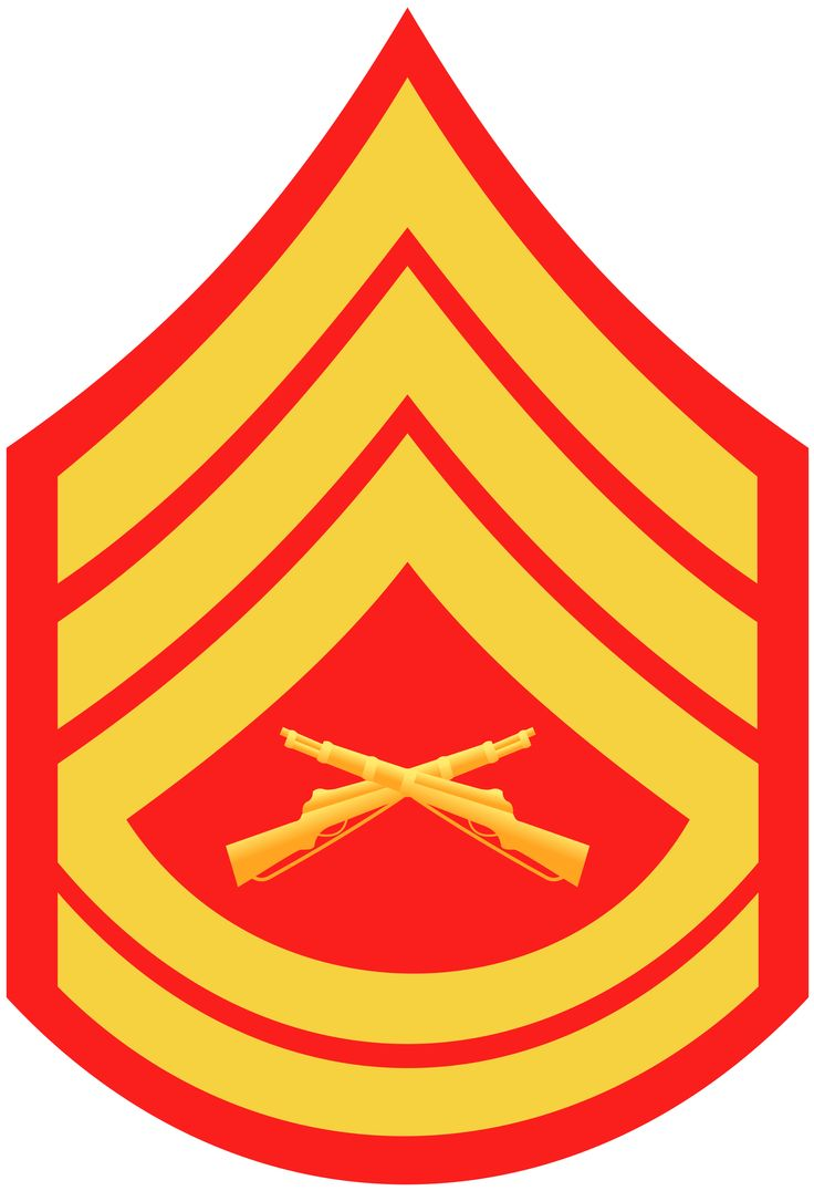 "To all the Gunnery Sergeants or more affectionately known as ""Gunny"" out there... Semper Fi!"