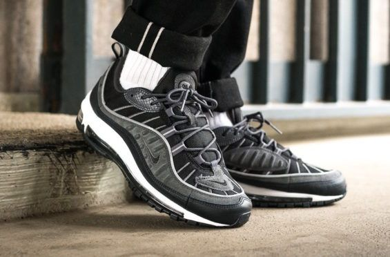 Nike Air Max 98 Anthracite Releasing Stateside Next Week  2b8620a0e
