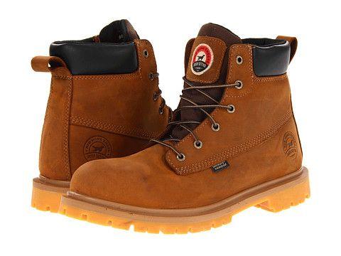 "Irish Setter 6"" Brown WP Aluminum Toe - For the Hubby"