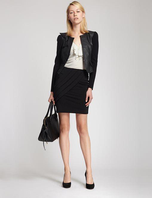 Petite veste femme coton