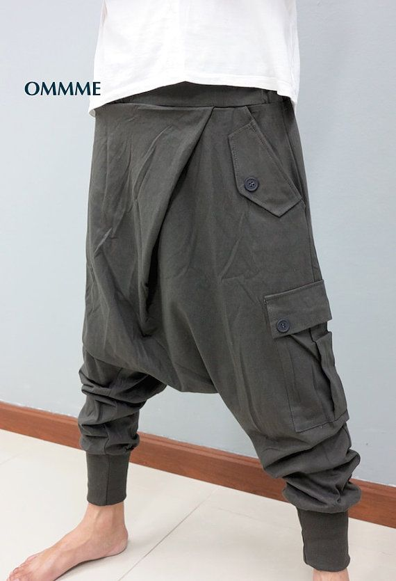 SING Harem pants 010 by Ommme on Etsy