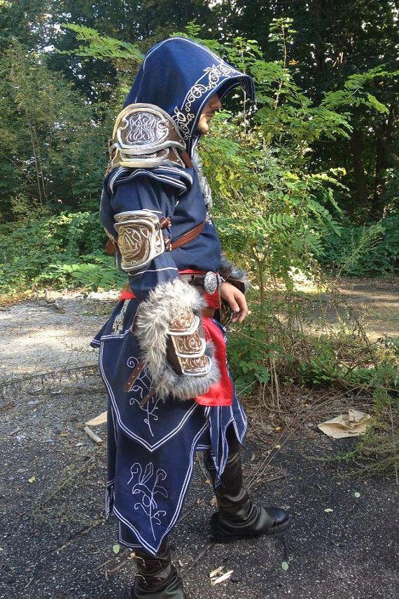 New Armor Assassins Creed Ezio Revelations complete Cosplay Costume on Etsy, $475.00