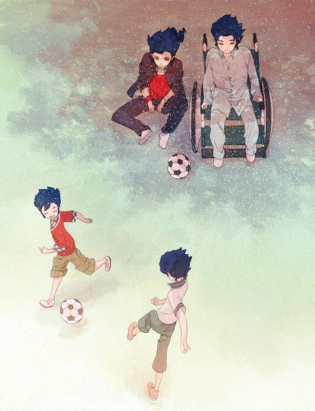 Anime, Inazuma Eleven - Family