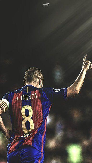 Iniesta #8 | #fcBarcelona