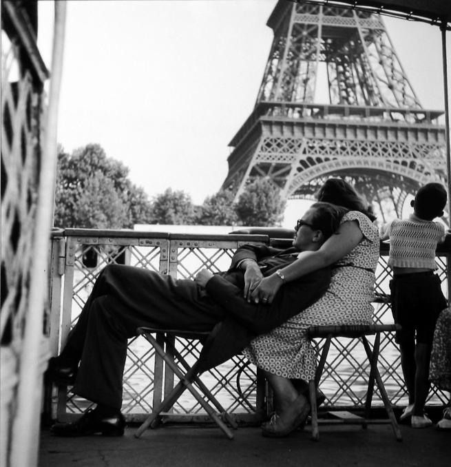 Willy Ronis: Le Bateau Mouche, 1949
