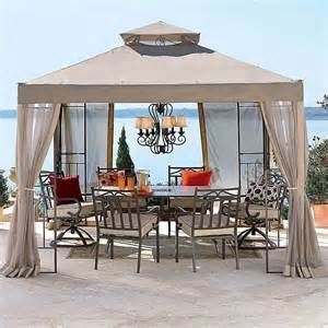 Outdoor Oasis Gazebo Canopy Replacement - The Best Image Search