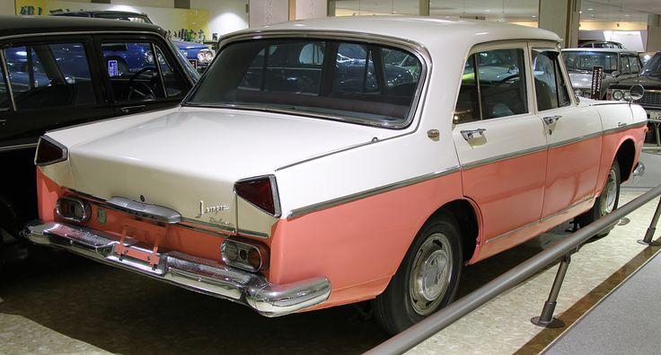 1964 Isuzu Bellel 2000 Deluxe Saloon