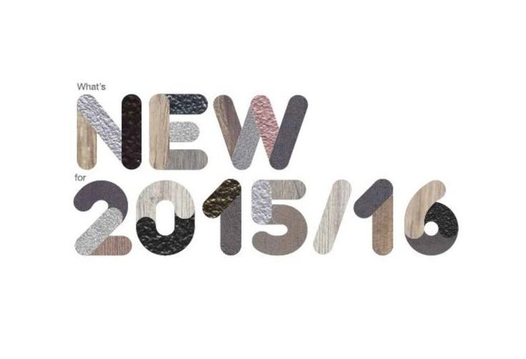 What's New for 2015/16 logo
