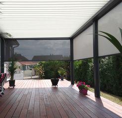 les 15 meilleures images du tableau pergolas bioclimatiques hardtop sur pinterest pergola. Black Bedroom Furniture Sets. Home Design Ideas