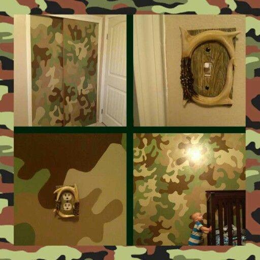 Camo Rooms Camo Boys Rooms And Camo Room Decor