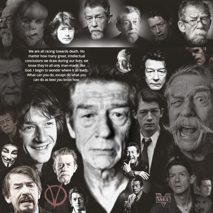 RIP to one of the most influential actor of our times, John Hurt. edit done by Todd Lawrance